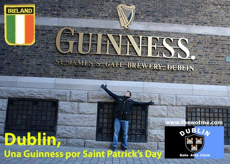 qué visitar en dublín en un día - dublin en un dia - Qué visitar en Dublín en un día