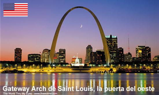 Gateway Arch de Saint Louis, la puerta del oeste - gateway arch saint louis - Gateway Arch de Saint Louis, la puerta del oeste