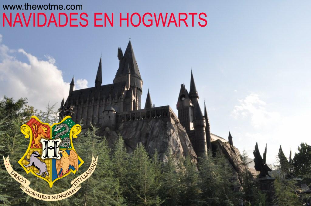 navidades en hogwarts, donde habita la magia - navidades en hogwarts - Navidades en Hogwarts, donde habita la magia