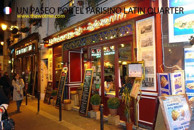 un paseo por el parisino latin quarter - latin quarter paris - Un paseo por el parisino Latin Quarter
