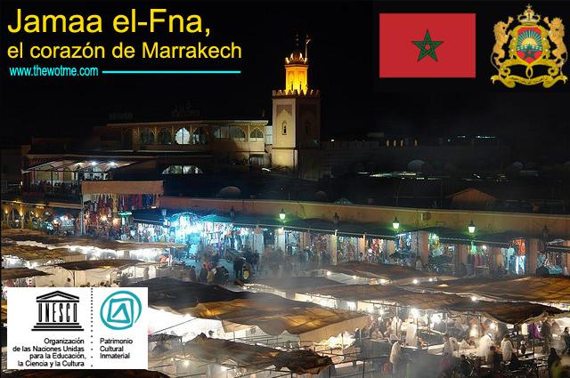 Jamaa el-Fna, el corazón de Marrakech - jamaa el fna - Jamaa el-Fna, el corazón de Marrakech