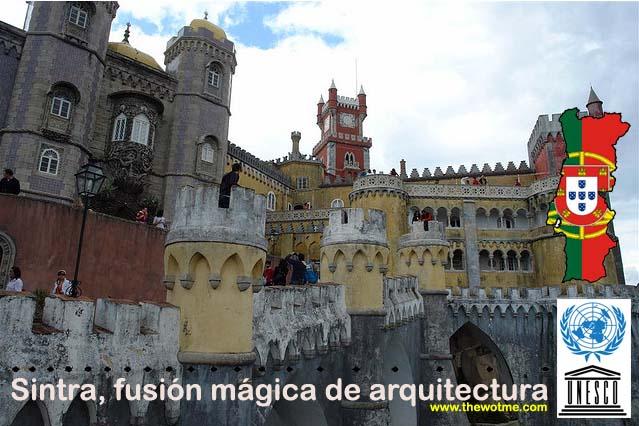 Sintra, fusión mágica de arquitectura - sintra portugal - Sintra, fusión mágica de arquitectura