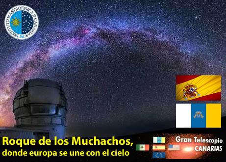 Roque de los Muchachos, donde europa se une con el cielo - roque de los muchachos canarias - Roque de los Muchachos, donde europa se une con el cielo