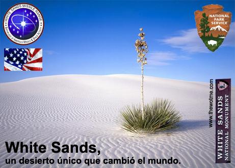 white sands, un desierto único que cambió el mundo - white sands - White Sands, un desierto único que cambió el mundo