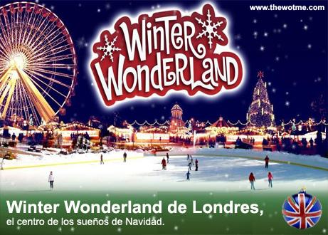 Winter Wonderland de Londres, el centro de los sueños de Navidad - winter wonderland london - Winter Wonderland de Londres, el centro de los sueños de Navidad