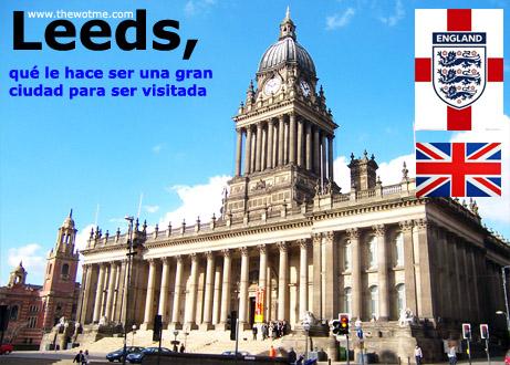 leeds, qué le hace ser una gran ciudad para ser visitada - leeds uk - Leeds, qué le hace ser una gran ciudad para ser visitada