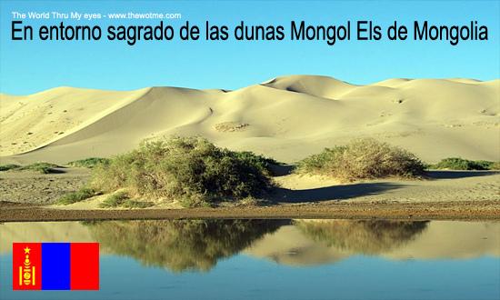 El entorno sagrado de las dunas Mongol Els de Mongolia - mongol els mongolia - El entorno sagrado de las dunas Mongol Els de Mongolia