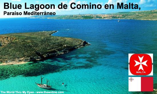Blue Lagoon de Comino en Malta, paraíso mediterráneo Blue Lagoon de Comino en Malta, paraíso Mediterráneo - blue lagoon comino - Blue Lagoon de Comino en Malta, paraíso Mediterráneo