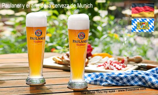 Paulaner y el arte de la cerveza de Munich - cerveza paulaner - Paulaner y el arte de la cerveza de Munich