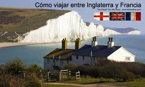 viajar entre inglaterra y francia - como viajar entre francia e inglaterra - Cómo viajar entre Inglaterra y Francia