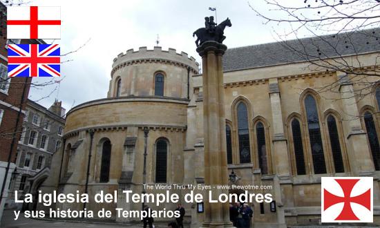 La iglesia del Temple de Londres y sus historia de Templarios - temple londres - La iglesia del Temple de Londres y sus historia de Templarios
