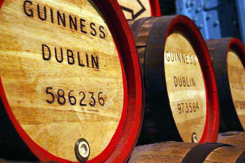 Guinness Storehouse de Dublín - guinness - Guinness Storehouse de Dublín