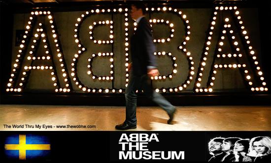 ABBA The Museum - La leyenda continúa en Estocolmo thewotme@TV - vasa1 - thewotme@TV