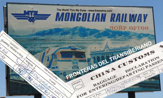 Fronteras del Transiberiano: Todo lo que no se ve en las fronteras de Rusia, Mongolia y China thewotme@TV - vasa3 - thewotme@TV
