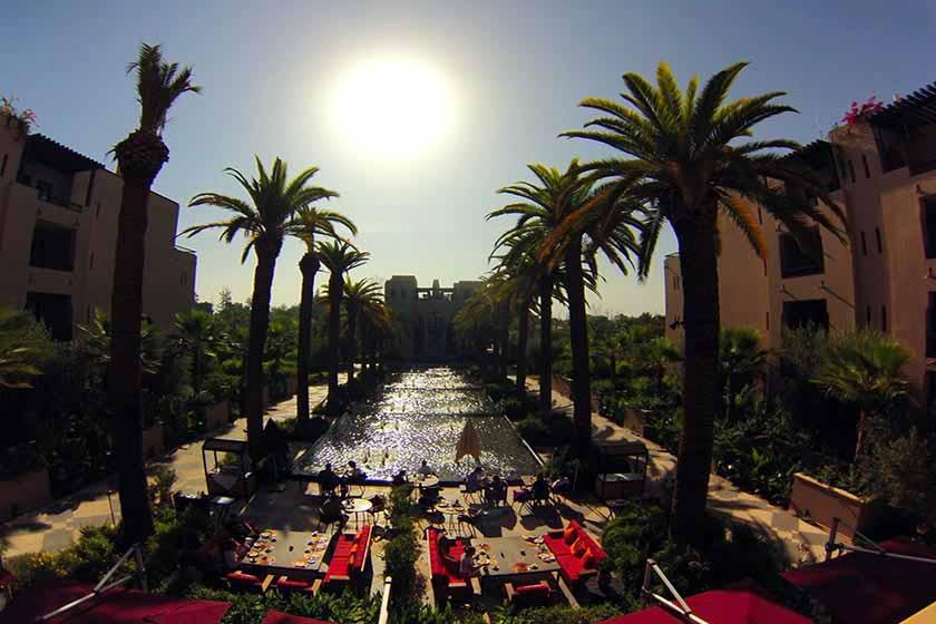 Four Seasons Marrakech Four Seasons Marrakech, oasis en la ciudad roja - fourseasons - Four Seasons Marrakech, oasis en la ciudad roja