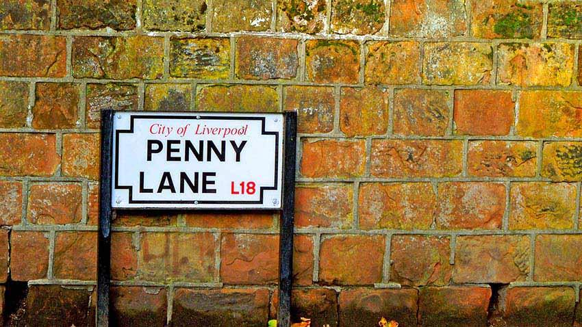 ruta de los beatles - penny lane - Ruta de los Beatles en Liverpool
