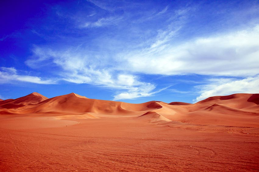 El infierno de cruzar el desierto de Gobi - GOBI - El infierno de cruzar el desierto de Gobi