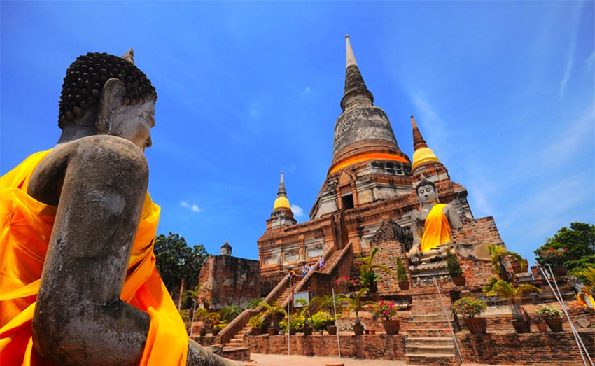 ayutthaya - ayutthaya - Cómo ir a Ayutthaya desde Bangkok
