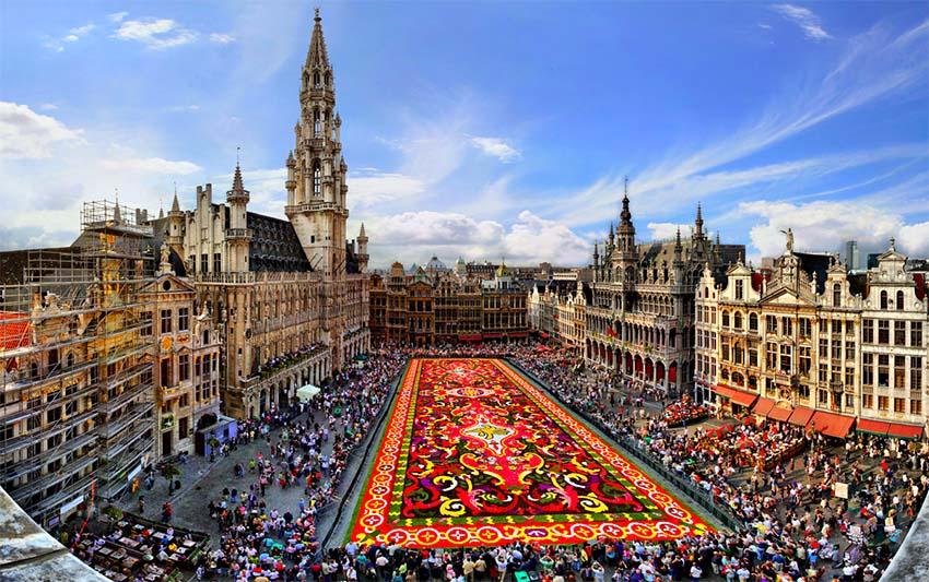 bruselas en un día - PLAZA DE BRUSELAS - Bruselas en un día : qué ver y qué hacer