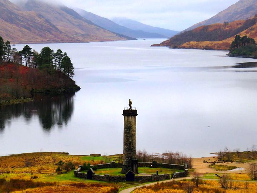 escocia en 4 días - portada escocia highlands - Visitar Escocia en 4 días