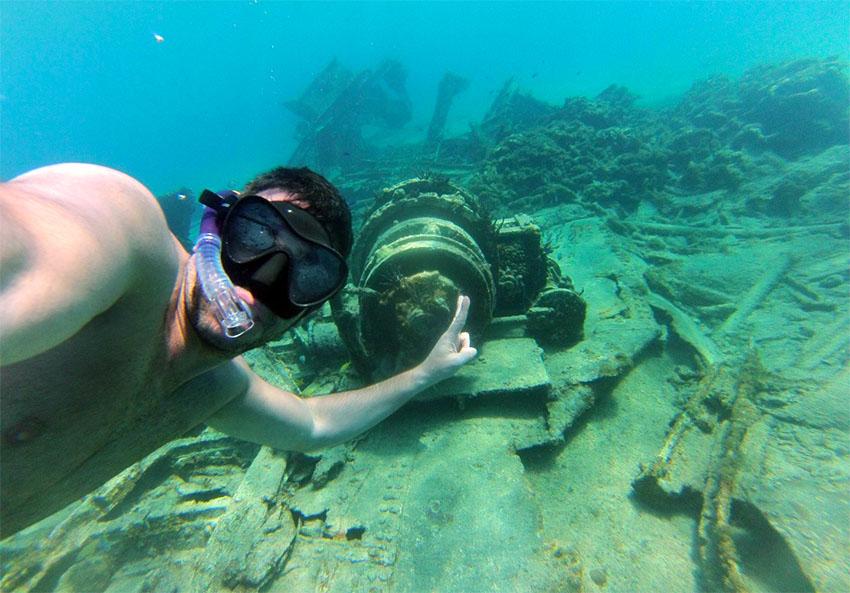 islas caimán - snorkel en las islas caiman - Snorkel en las Islas Caimán