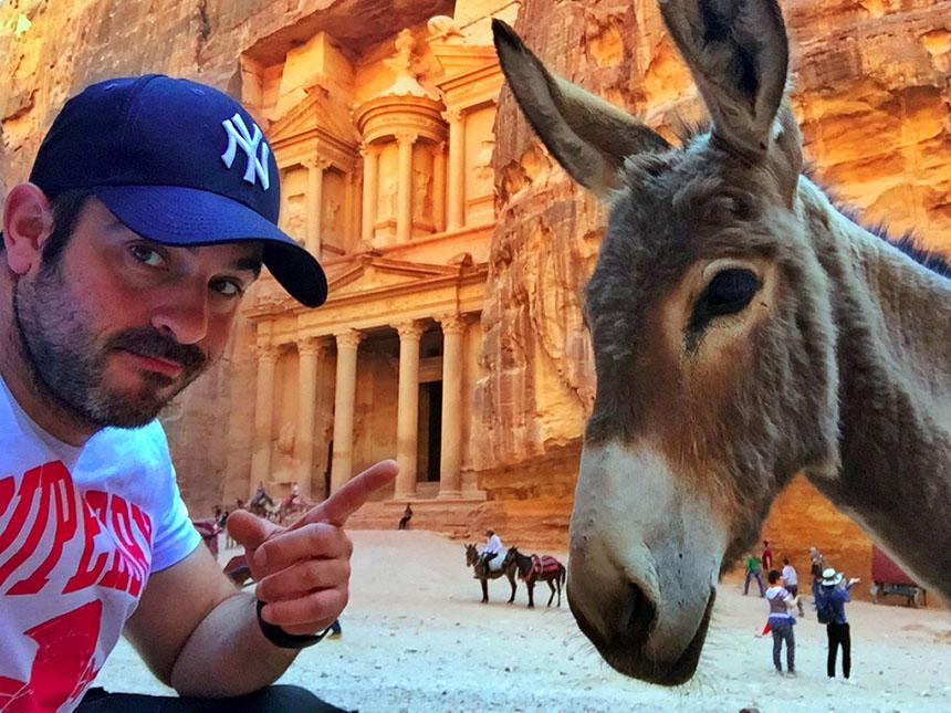 petra, jordania - Portada Petra - Petra, Jordania