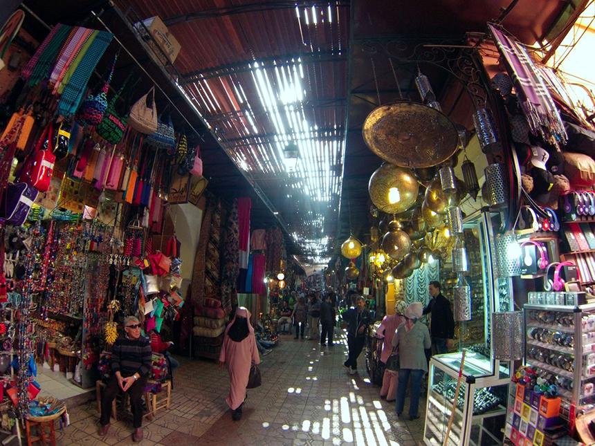 qué ver en Marrakech, Marruecos