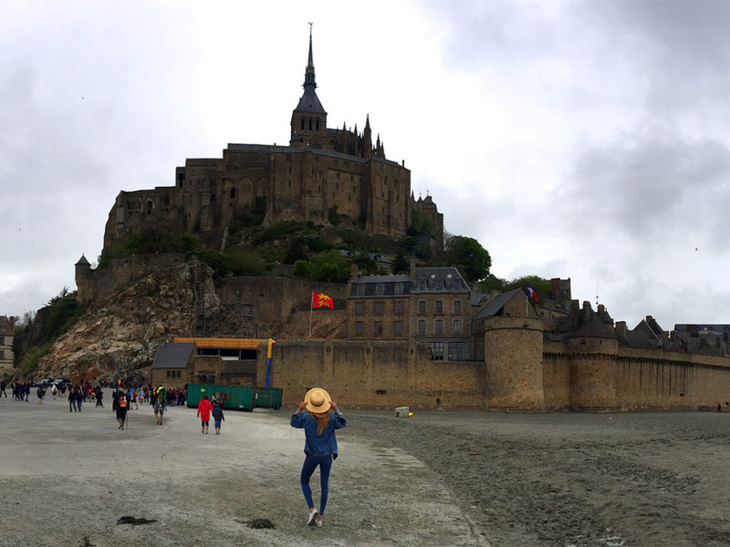 mont saint-michel - mont saint michel francia france monte san michel 800x600 - Visitar el Mont Saint-Michel