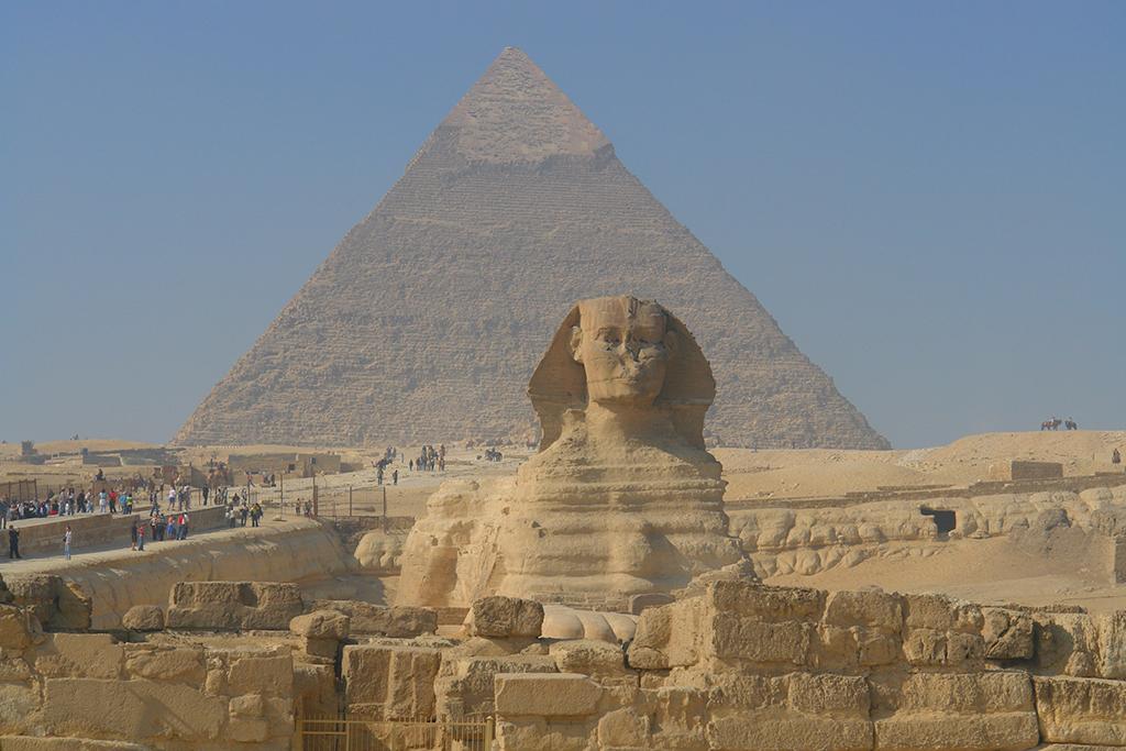 lugares que visitar en el cairo - que ver en Egipto Esfinge y piramides de Giza - 10+1 lugares que visitar en El Cairo