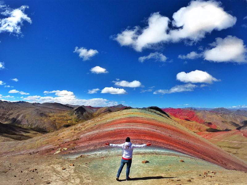 montaña arcoiris - portada montana colores arcoiris 800x600 - Montaña Arcoiris de Perú, naturaleza multicolor