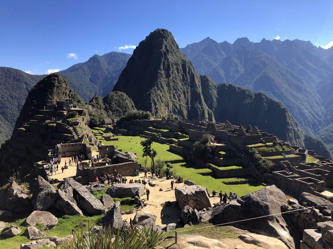 Machu Picchu Peru Aguas Calientes machu picchu - Machu Picchu Peru Aguas Calientes 14 1160x870 - Machu Picchu, un sueño cumplido
