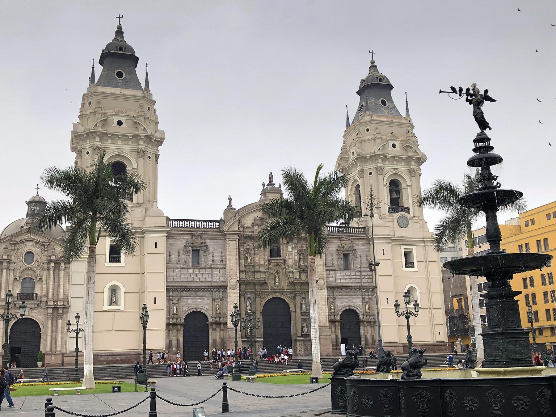 qué ver en Lima en dos dias - Peru