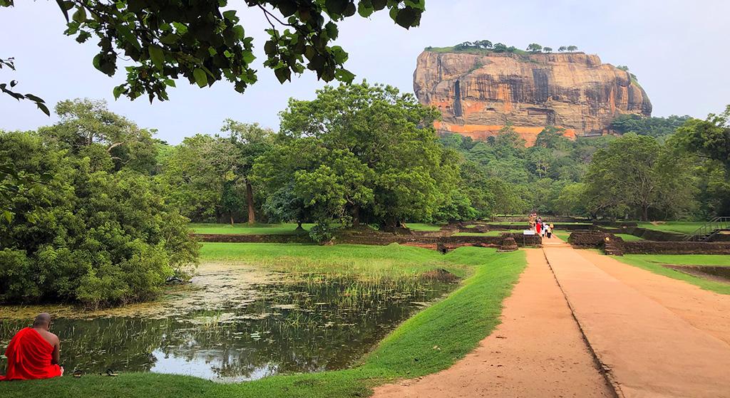 roca de sigiriya - portada Sigiriya Sri Lanka Lion Rock Roca Leon - Roca de Sigiriya, la roca del león de Sri Lanka