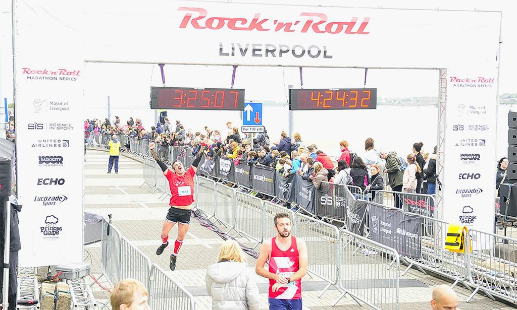 Maratón de Liverpool maratón de liverpool - maraton de liverpool thewotme rock and roll - Maratón de Liverpool: análisis, recorrido, entrenamiento y recomendaciones de viaje