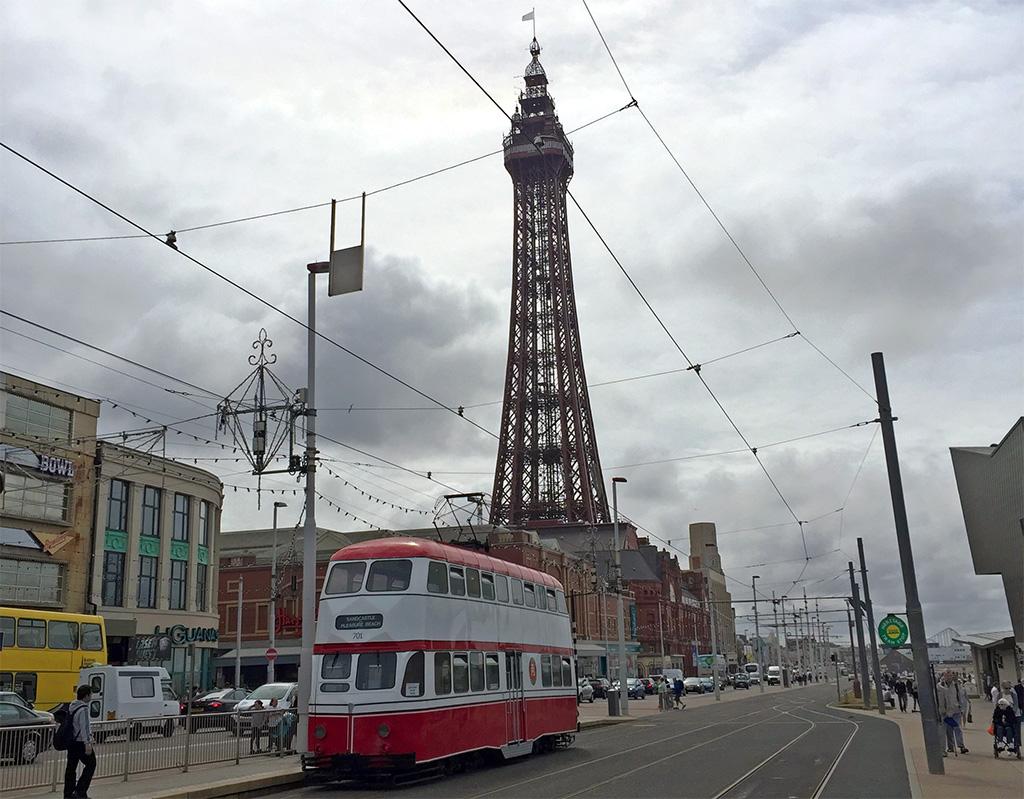 Qué hacer en Blackpool - el histórico resort vacacional de Inglaterra