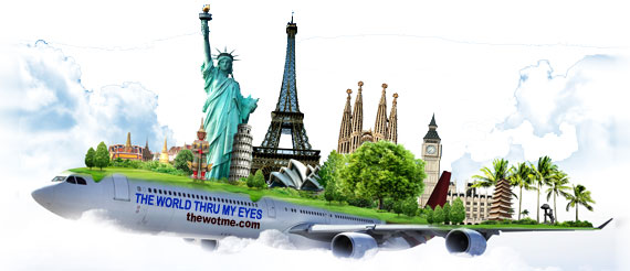 The World Thru My Eyes - Travel Magazine